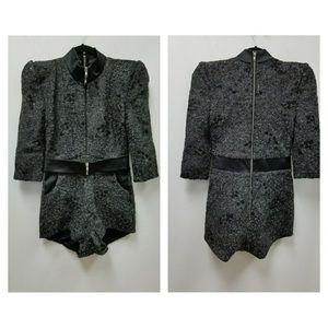 995391978d9 Zhivago Dresses - Zhivago Black Ops Sequin Romper